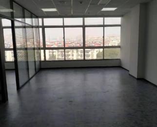 竹山路地铁口天元商厦3个办公室1个前台1个开间致远大厦有