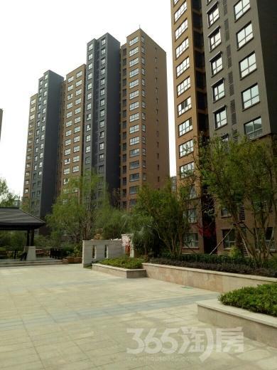 荣盛金陵学府2室2厅1卫75平米2016年产权房毛坯