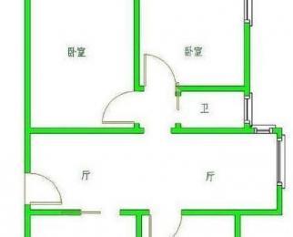 精装修仙龙湾合租单间 小区环境优美安静 离地铁近 看房随