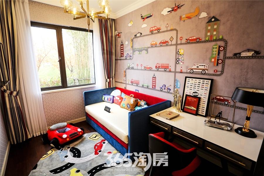 伟星金悦府123平样板间-儿童房