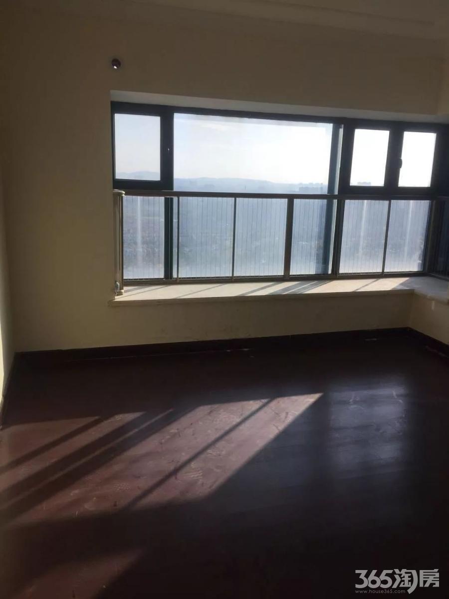 南京恒大金碧天下3室2厅1卫127平方产权房精装