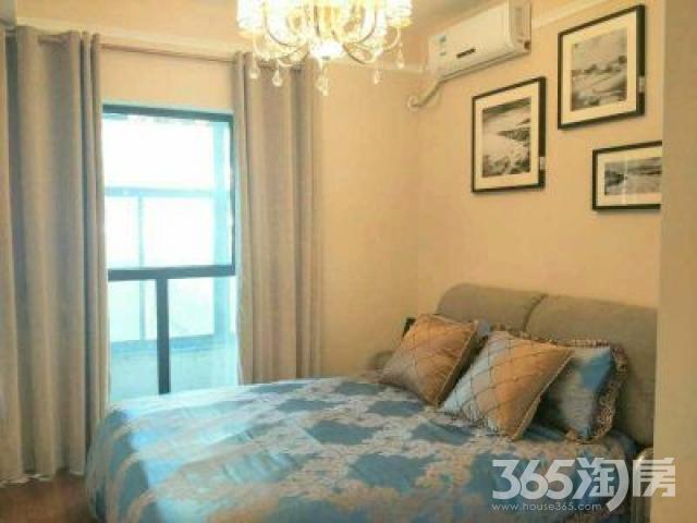 明发江湾新城3室2厅1卫85平米2015年产权房毛坯