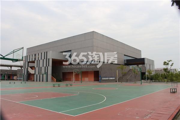 百合燕山公馆 新二中体育馆 201710