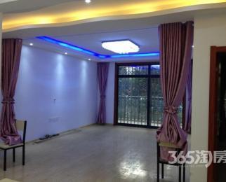长江长现代城4室2厅2卫166.25平方产权房简装