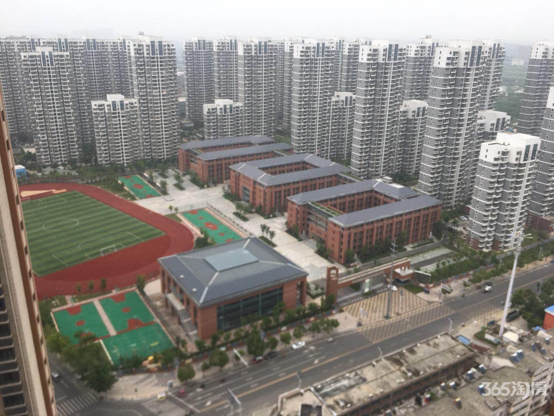 蚌埠荣盛云龙官邸2室2厅2卫121.7平方产权房毛坯