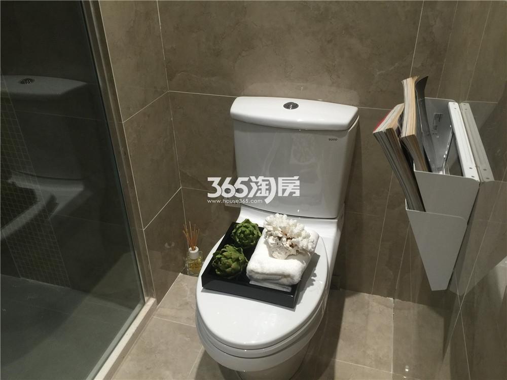 雅居乐滨江国际108㎡样板间