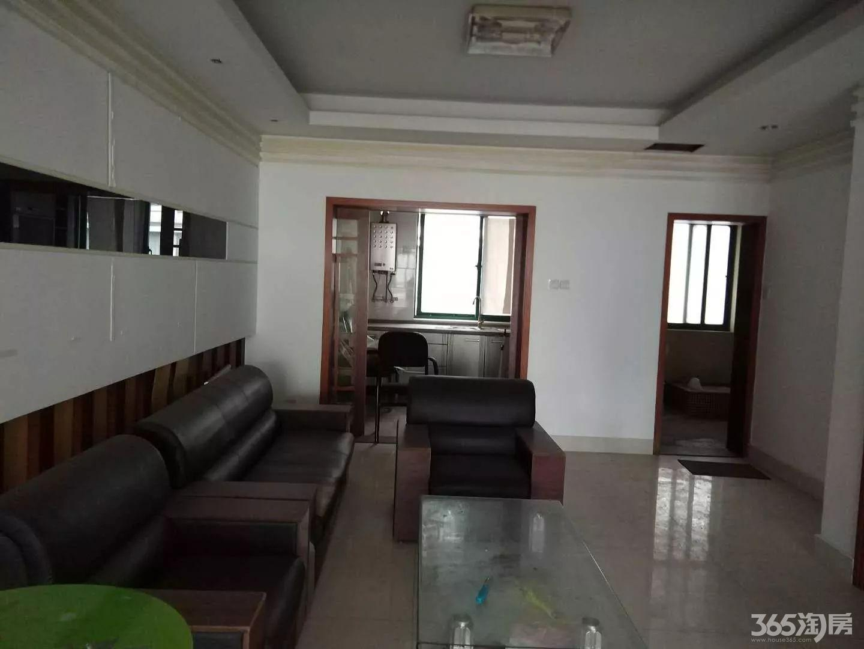 步行街金鼎大厦办公房 有中央空调 办公桌椅220平5500元
