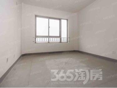 星叶枫情水岸3室2厅1卫112平米毛坯产权房2013年建