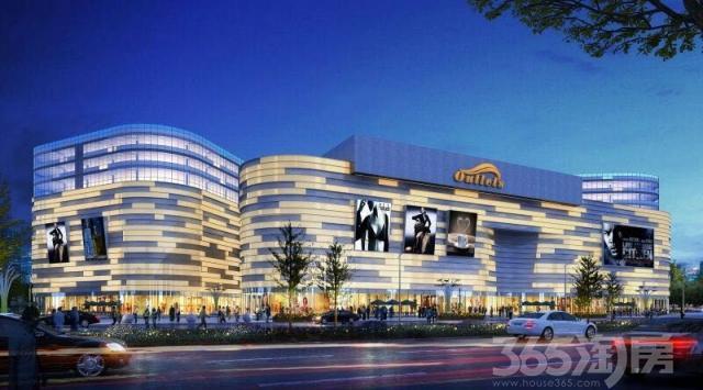 兰州新区奥特莱斯国际商业广场20平米2016年新铺精装
