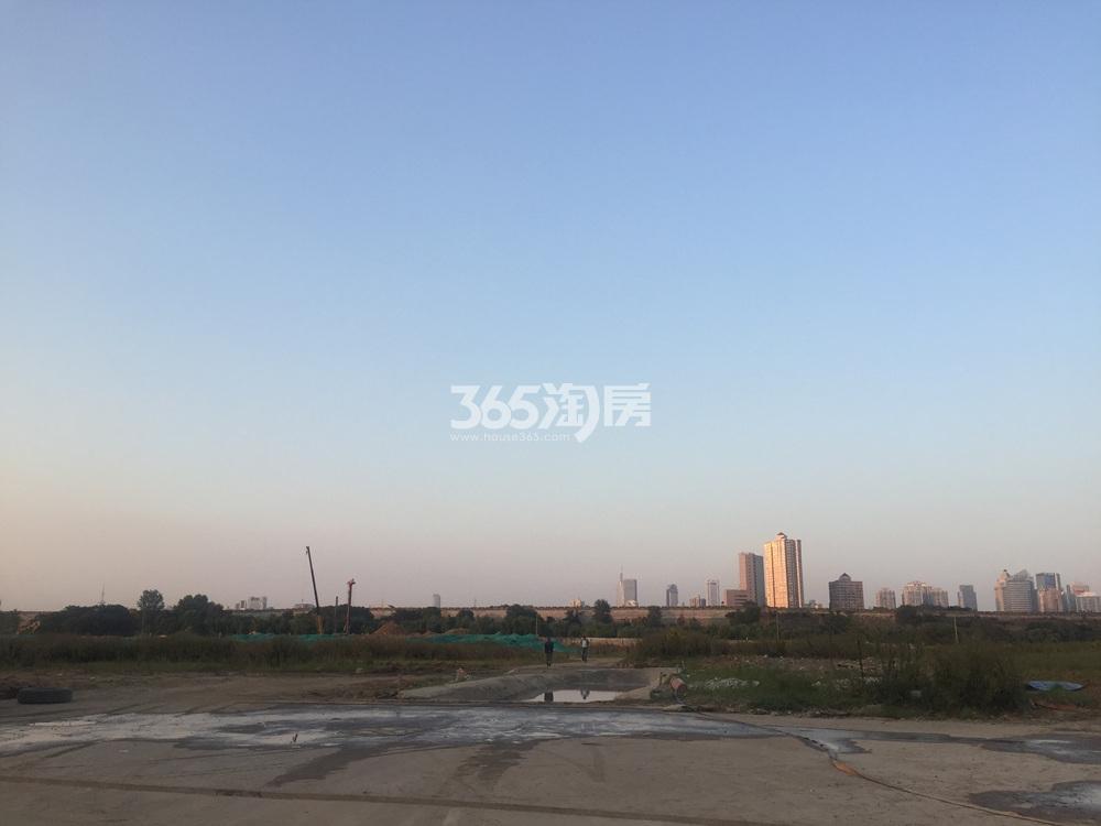 招商中华门G98地块实景图