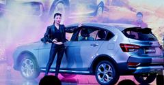"""开创""""新硬派""""跨界 SUV风尚吉利远景S1上市"""