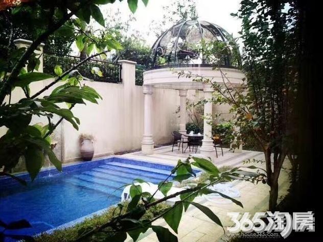 南京旁边茅山5a风景区内高德庄园度假村三山一水环绕别墅