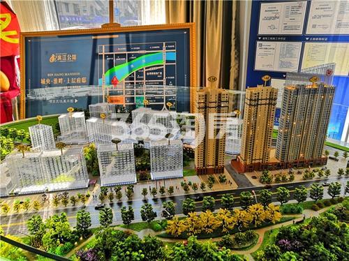瑞泰·滨江公馆实景图