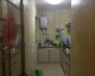 中铁滨湖名邸2室2厅1卫88平方产权房精装