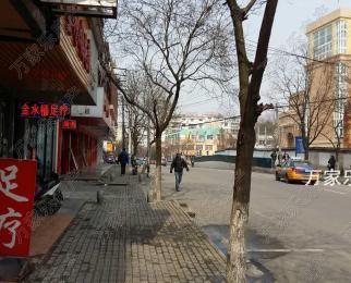 青山街锦天花苑一托二门面新育红附近120平米8200元