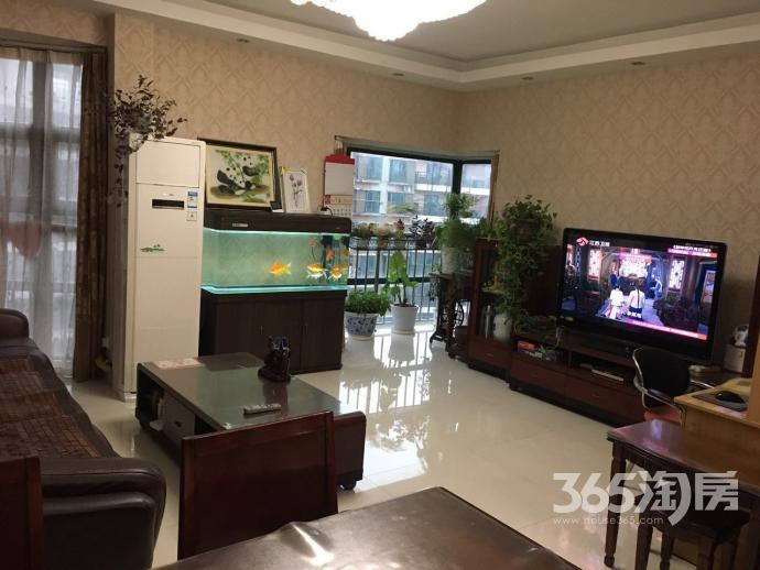 紫金银座3室3厅2卫165平方产权房豪华装