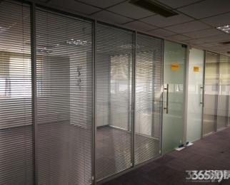 长江贸易大厦2套精装修 三个隔断 全套办公家具家 看中随时入住