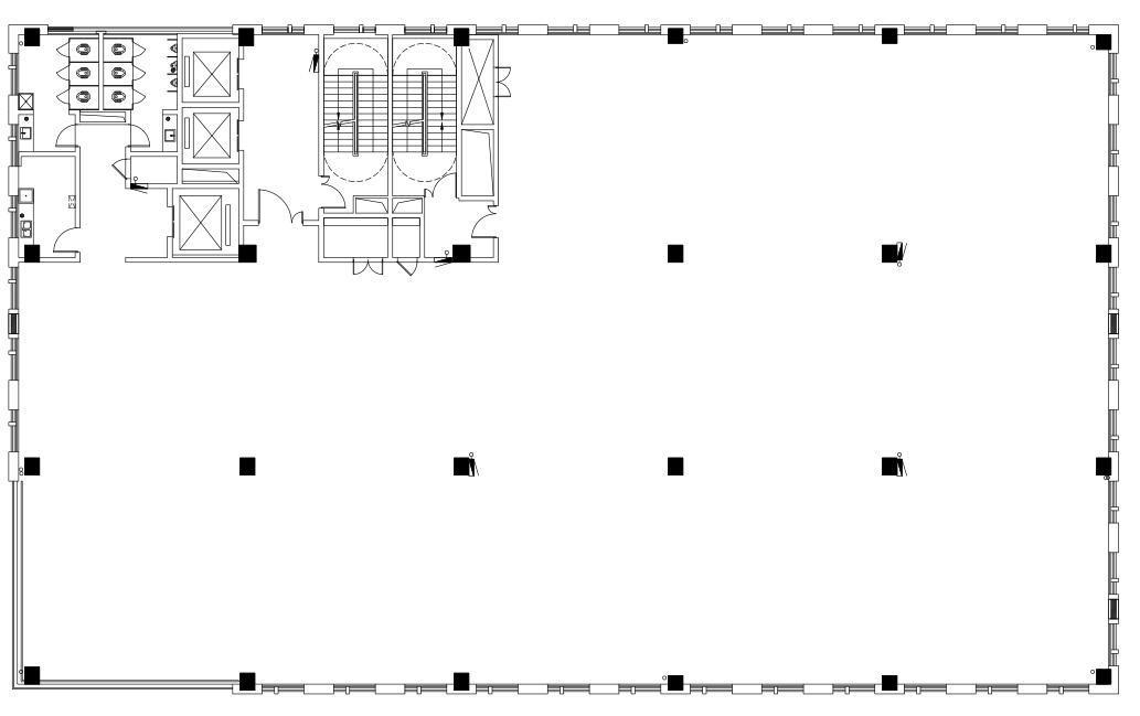 启迪科技城(南京)办公户型图