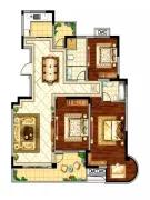3室2厅2卫  139㎡