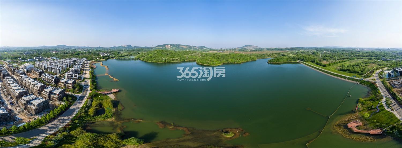 瑞安翠湖山小区实景(3.18)