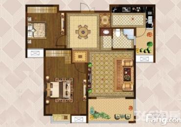 【整租】爱涛天岳城2室2厅