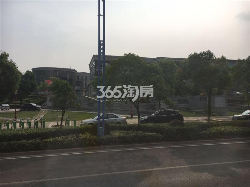 鲁能泰山7号院实景图
