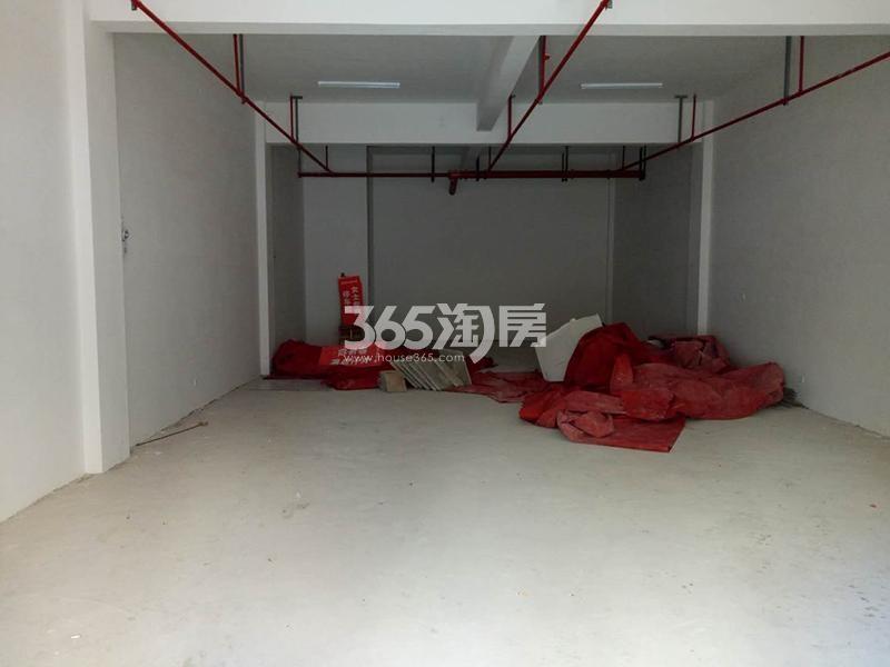 金科半岛壹号商铺内部实景图(2017.11.20)