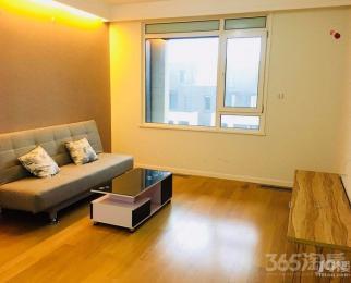 朗诗田园绿郡2室2厅1卫90平米豪华装整租