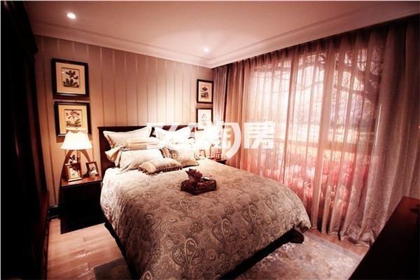 116平米 卧室样板间