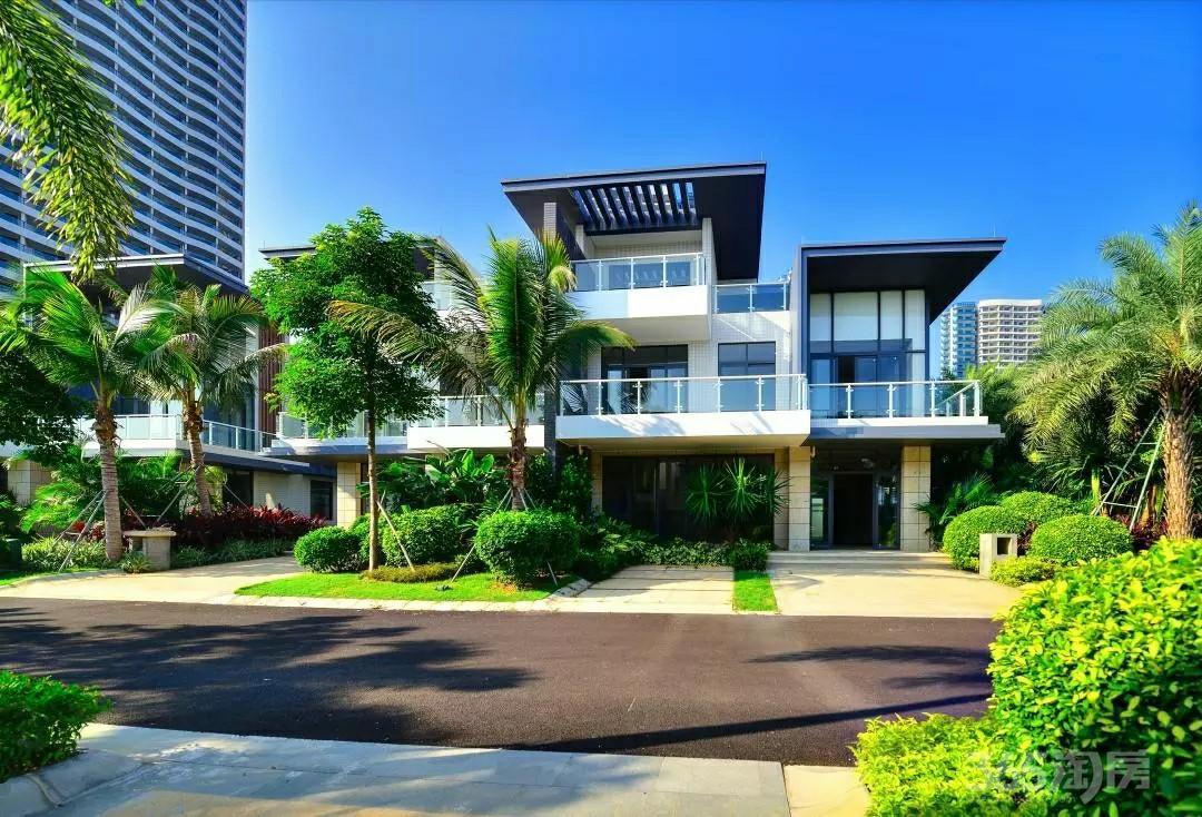 万豪国际酒店一线海景房首付18万购一房包租3000一个月