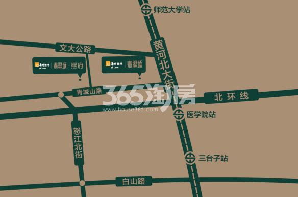 华润置地翡翠城·熙府