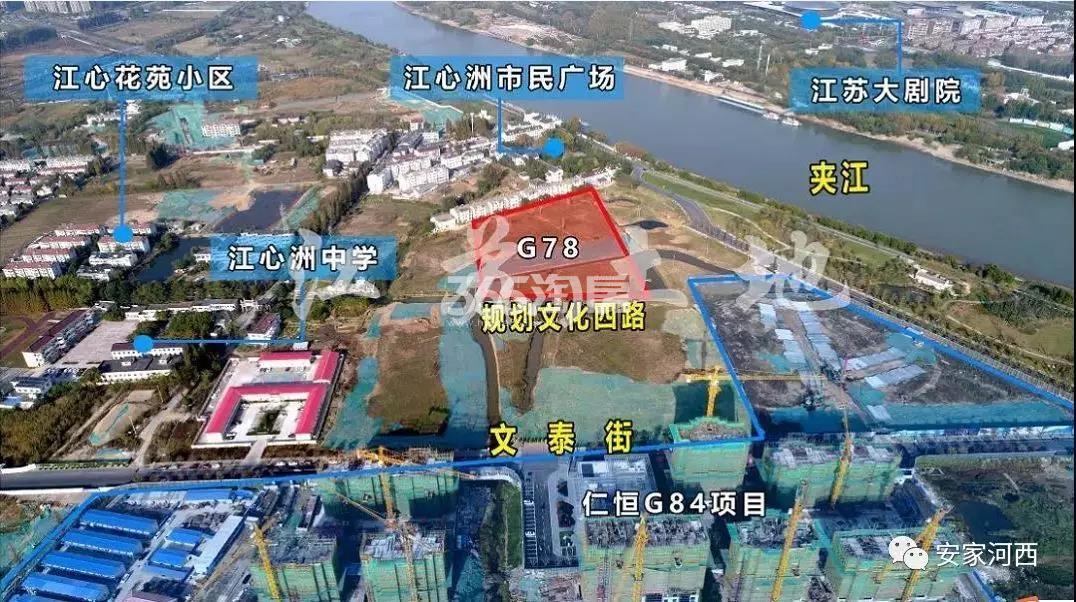 仁恒江湾时代交通图