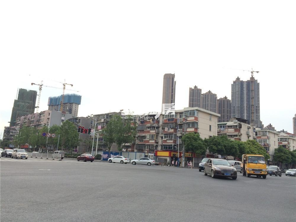 恒盛金陵湾实景图(5.24)