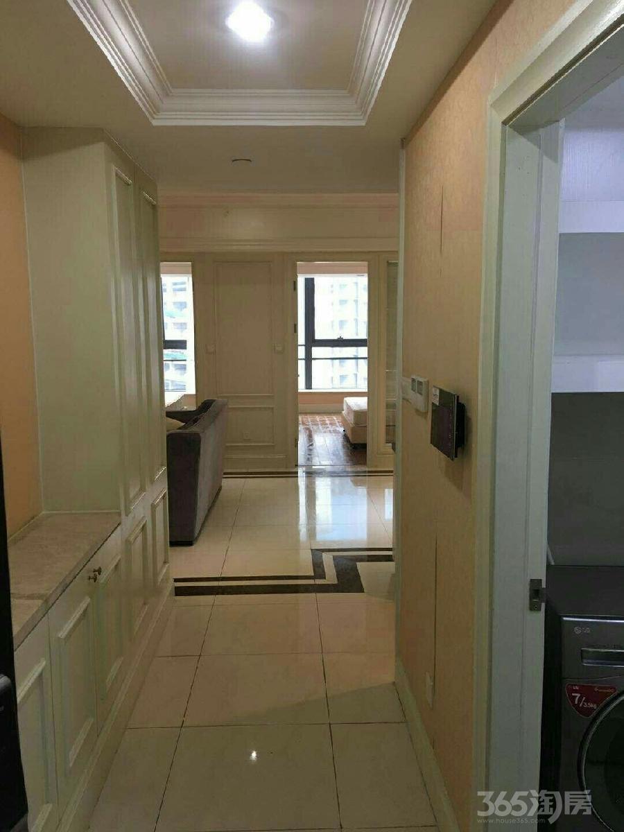 凤凰国际公寓2室1厅1卫90平米整租豪华装
