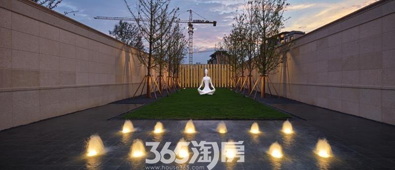 旭辉铂悦庐州府售楼部实景图(17.7)