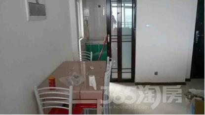 布鲁斯国际新城2室2厅1卫90平米整租精装