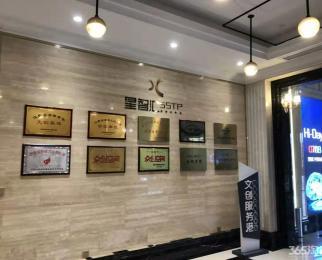 江北新区星火路地铁口 星智汇商务花园 整层招租可分割