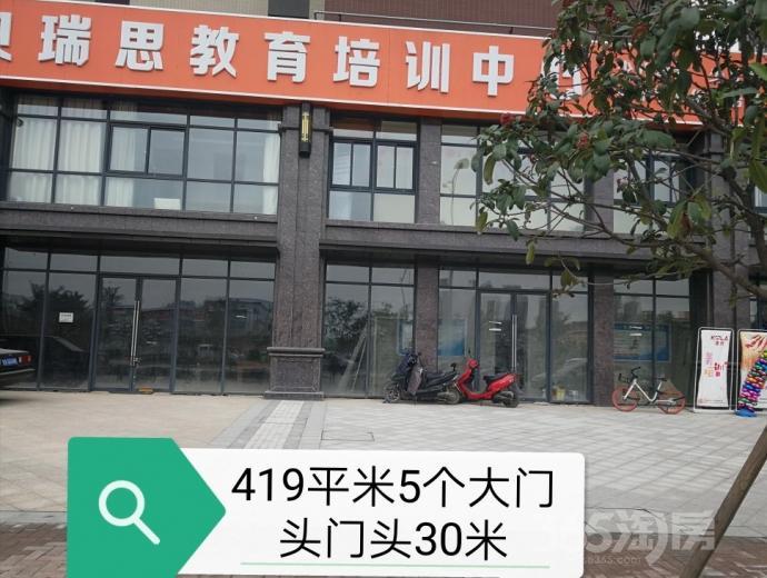 东元中学正对面一层独立临街现铺出售,五证齐全70年产权现铺