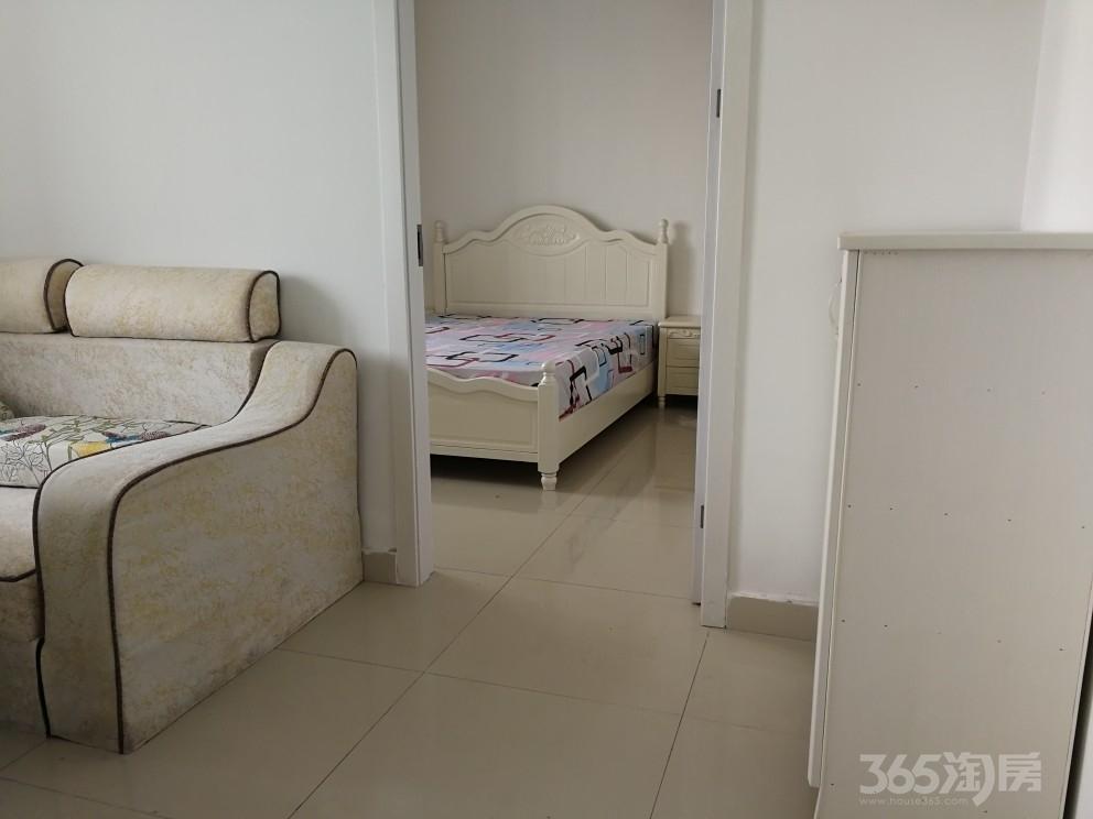 中元商务大厦1室1厅1卫45平米整租精装