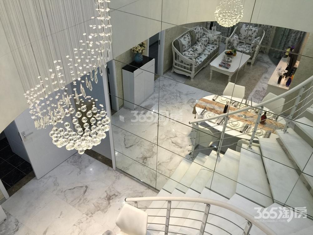 奥南首创天迈广场4室2厅2卫128平方产权房送20储藏室