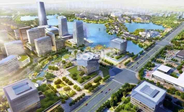 新滨湖孔雀城效果图
