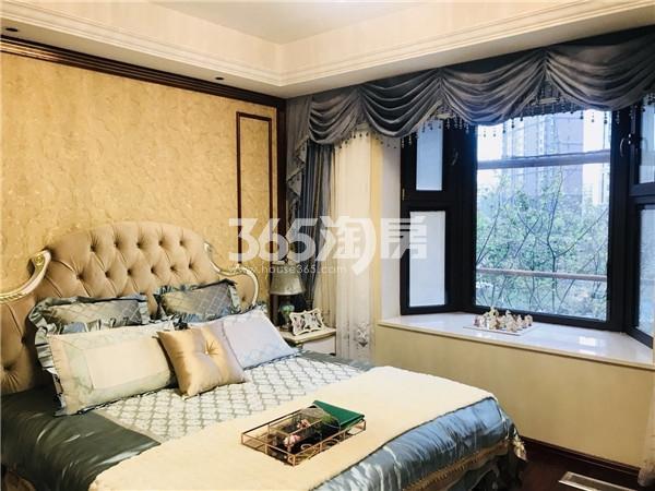金象朗诗红树林143㎡样板间卧室