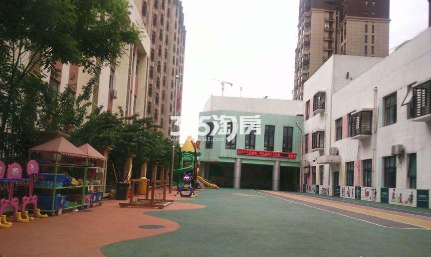 华远海蓝城周边配套图(2017.5.8)
