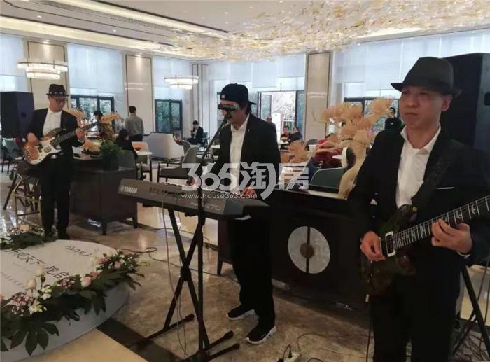 石榴・江淮院子 售楼部内部实拍 201909