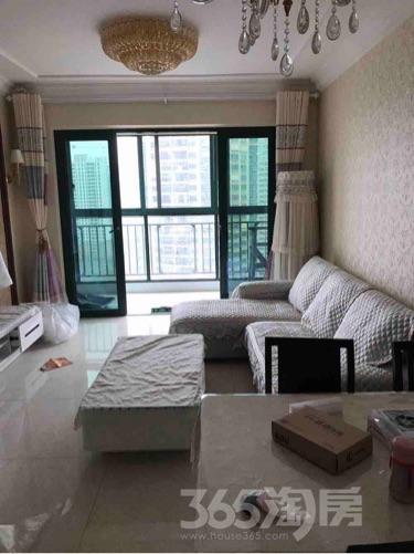 宝华恒大雅苑2室2厅1卫91平米精装产权房2016年建