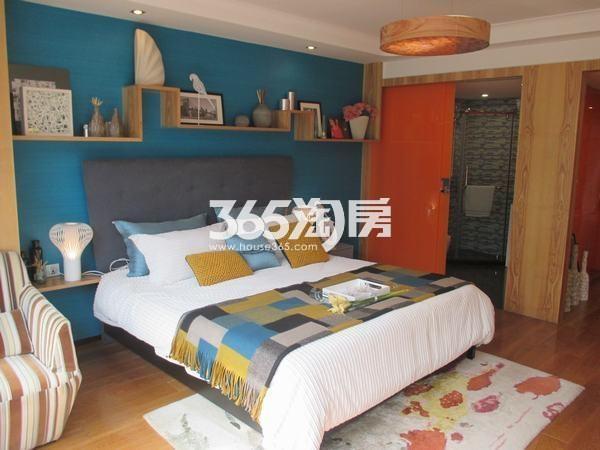国润城A3号楼LOFT39.58平米样板间卧室