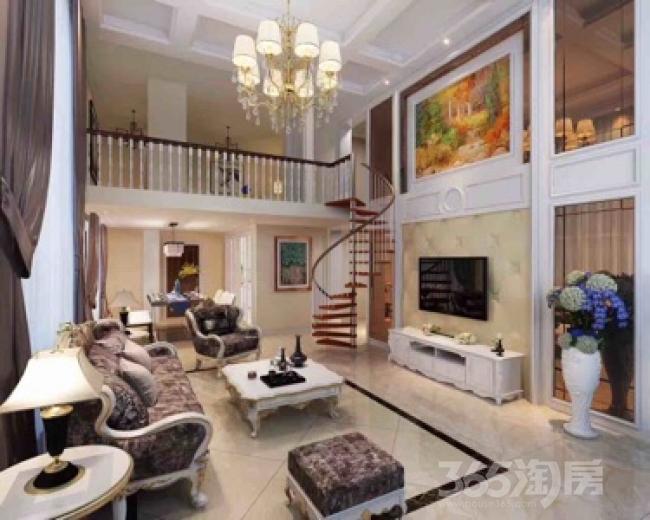 嘉兴市中心一手现房出售单价8126工程抵押房,买一层得两层