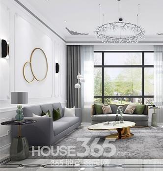 家之恬然,心亦悠远,420�O现代简约设计!
