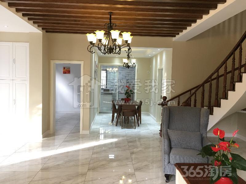 龙华花园5室3厅3卫300平米整租豪华装