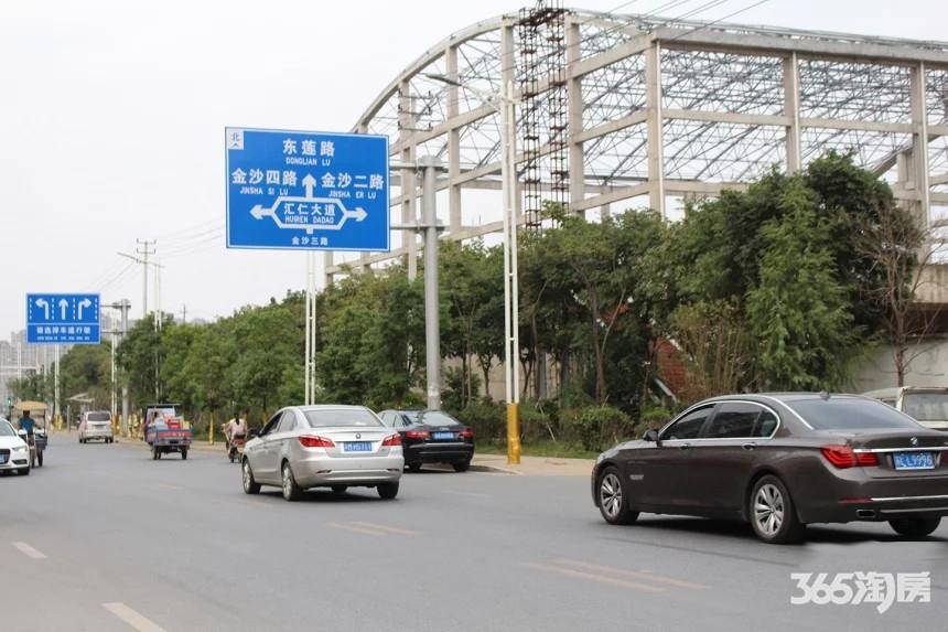 南昌恒大城交通图